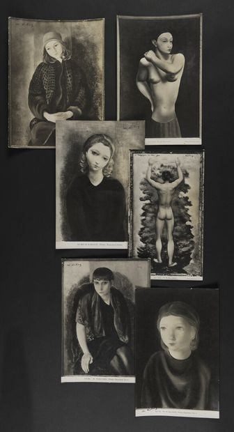 Moïse KISLING (1891-1953)  Documentation...