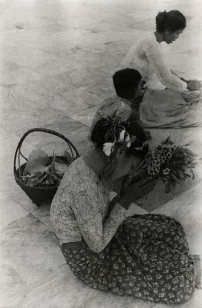 Henri Cartier-Bresson (1908-2004)  Birmanie,...