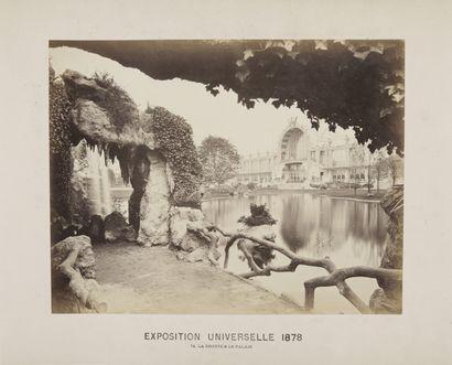 EXPOSITION UNIVERSELLE de 1878  30 épreuves...