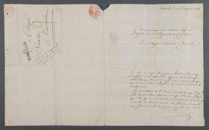 CAULAINCOURT Armand Augustin Louis de, duc...