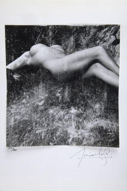 Lucien CLERGUE (1934-2014)  Album préfacé...