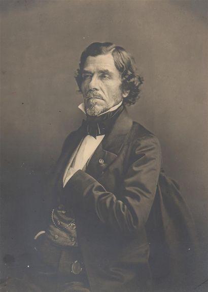 Felix NADAR (1820-1910) assisté de Paul NADAR...