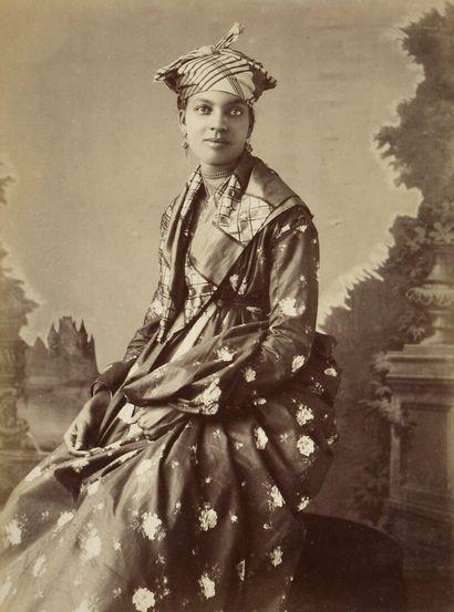 Gaston Emerigon Fabre (1827-1899) (attribué...