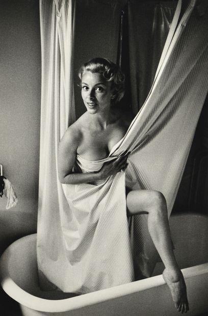 Frank Horvat (1928-2020)  Fabienne, c. 1980....