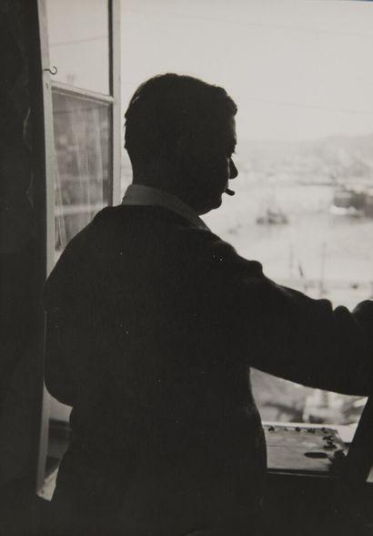 Moïse KISLING (1891-1953)  Portrait et portrait...