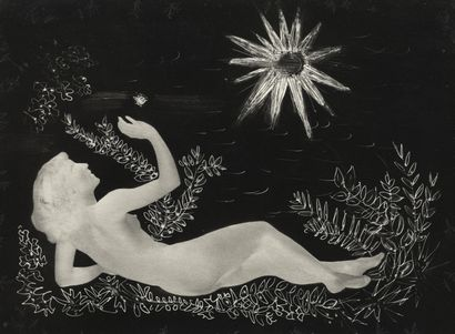 Lucien LORELLE (1894-1968)  Un lot, surtout...