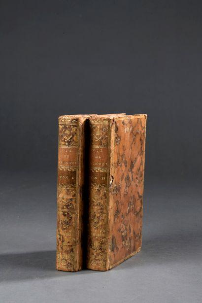 KIMBER, Isaac - La Vie d'Olivier Cromwell,...
