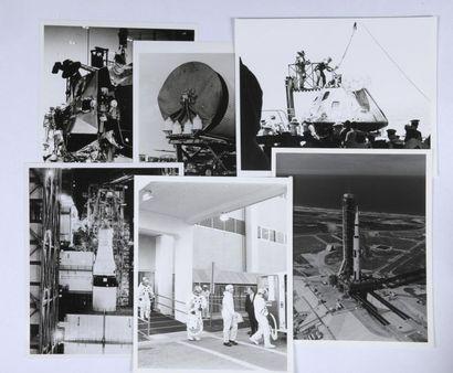 NASA  Apollo 10 (18 mai 1969 -26 mai 1969)...