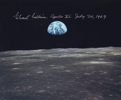 NASA / Michael COLLINS  Apollo 11 : Lever...