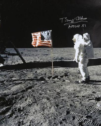 NASA / Neil ARMSTRONG  Apollo 11 : Buzz ALDRIN...