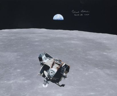 NASA / Michael COLLINS  Apollo 11 : Eagle...