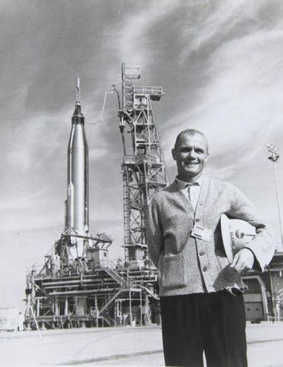 NASA  Programme Mercury (1958-1963)  Réunion...