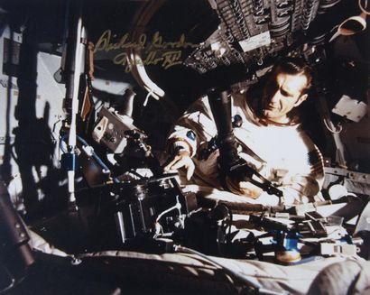 NASA  Apollo 12 : Richard GORDON dans le...