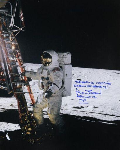 NASA / Charles CONRAD  Apollo 12 : Alan Bean...