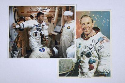NASA  Apollo 13 : Fred HAISE, le pilote du...