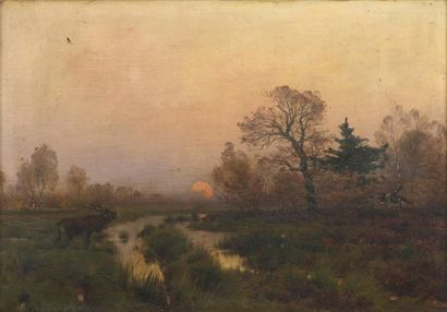 Eugène MORAND (Saint Pétersbourg 1855 - Paris...