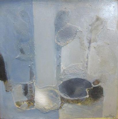 Régine SARALLIER (née en 1939)  Composition...