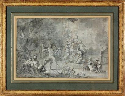 François MANGIN (XVIIème-XVIIIème siècle)