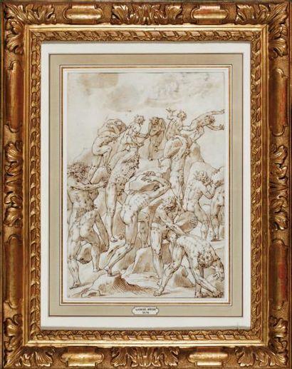 Attribué à Gabriel DREER (XVIIème siècle)