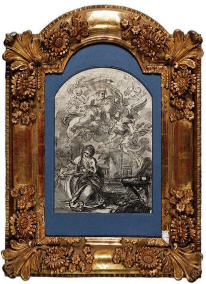 Ecole française de la fin du XVIIIème siècle