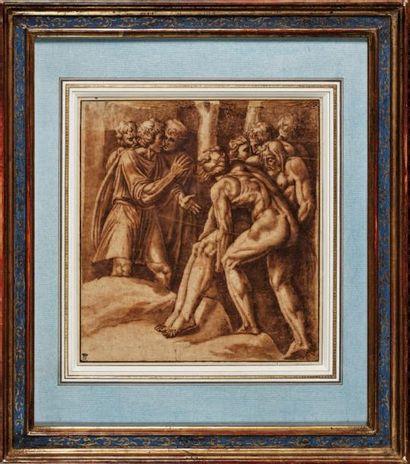 Atelier de Polydore de CARAVAGE (1495-1543)