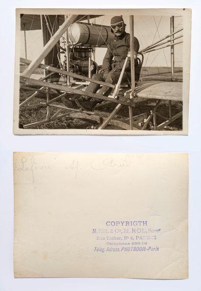 Agence ROL (act. 1904-1937)  Lefevre, Tissandier,...