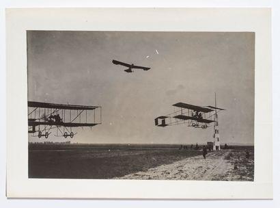 Lucien Loth (1885-1978)  Couses, monoplans...