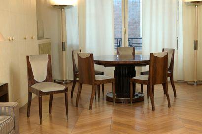 Christian KRASS (1868-1957)  Dining room...