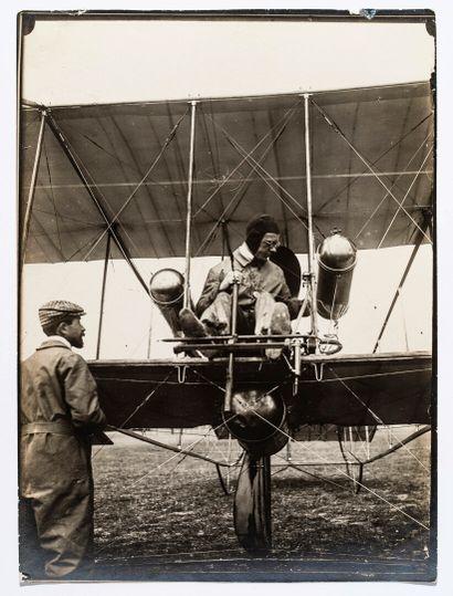 Lucien Loth (1885-1978)  Pilote  Semaine...