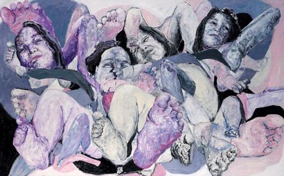 Philippe PASQUA (né en 1965)  Composition...