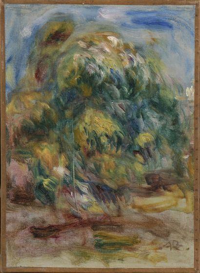 Pierre-Auguste RENOIR (1841-1919)  Paysage...