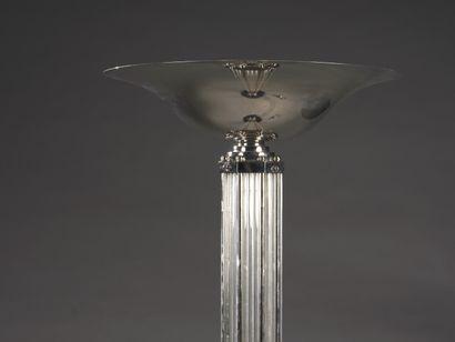 SOFAR - PARIS  Lampe de parquet, n°753 du référencier de  la maison d'édition, à...
