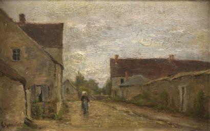 Frédéric HENRIET  (Château-Thierry 1826-1918)...