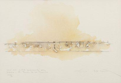 Fernando ZOBEL DE AYALA (1924-1984)  Composition...