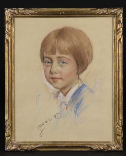 GEO (1853-1924) (Henri Jules Geoffroy, dit)...
