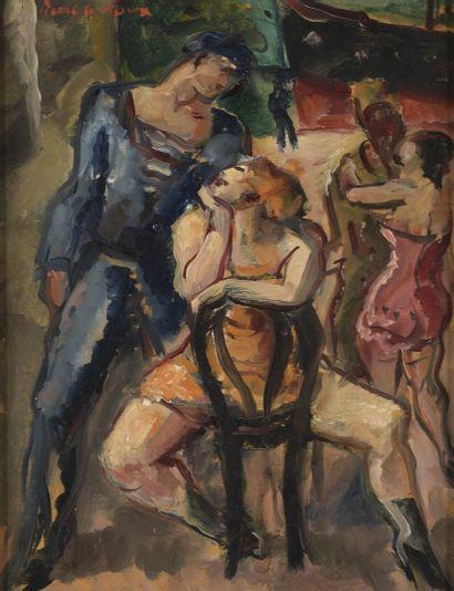 Charles Marcel PICART LE DOUX (1881-1959)_x000D_...