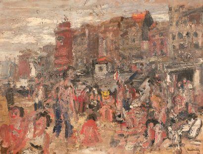Paul MAAS  (Bruxelles 1890 – Ixelles 1962)...