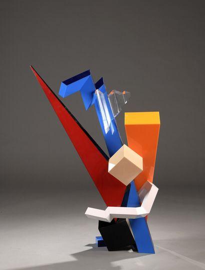Jean-Claude FARHI (1940-2012)  Composition,...