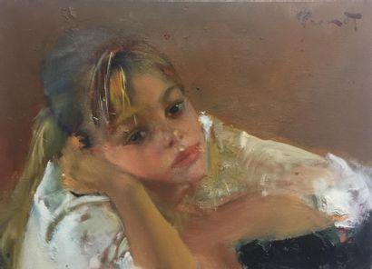 Pierre Laurent BRENOT (1913-1998 )  Noémie,...