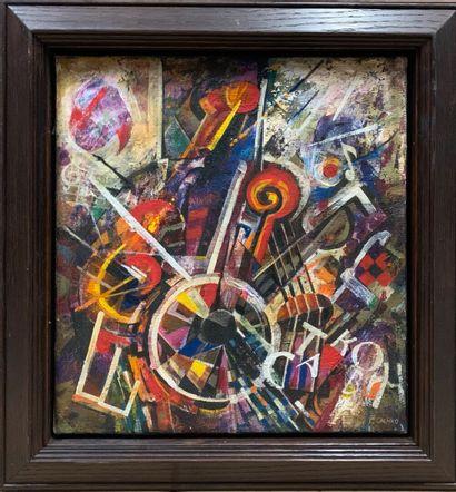 Ruslan SAYENKO (né en 1933)  Composition...