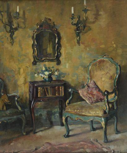 Maurice BOMPARD  (Rodez 1857 - Paris 1935)...