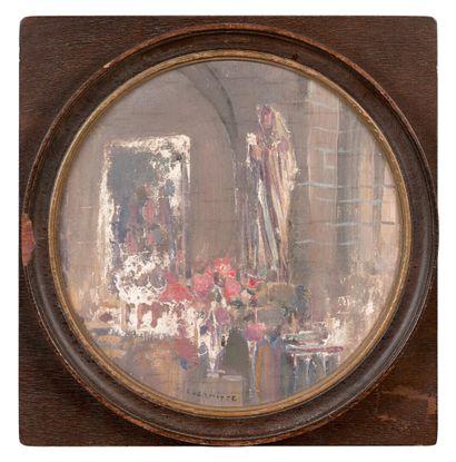 Léon LHERMITTE  (Mont-Saint-Père 1844 Paris...