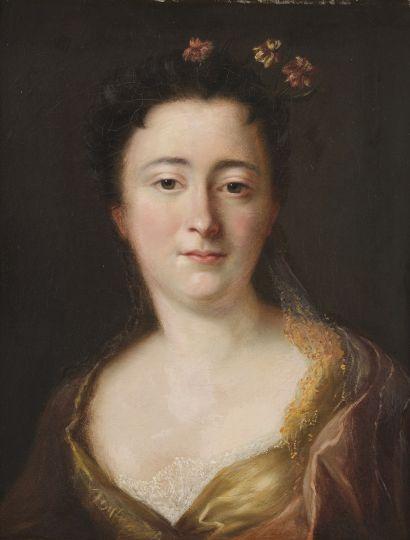 Ecole française du début du XVIIIe siècle,...