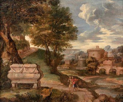 Ecole FRANCAISE de la fin du XVIIème siècle,...