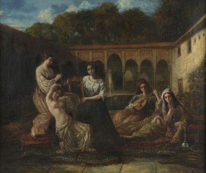 PELLETIER (École Française du XIXe siècle)...