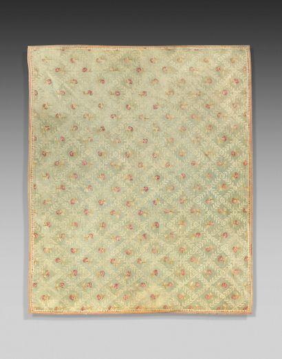 AUBUSSON - 2e quart du XIXe siècle Grand...
