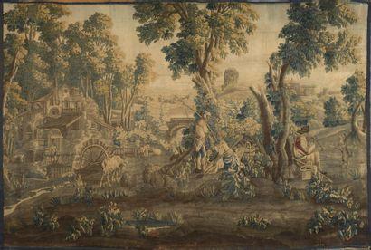 Tapisserie Manufacture royale d'Aubusson,...