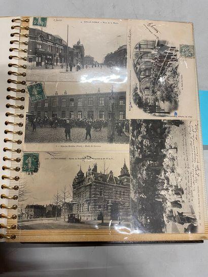 Un album en majorité de Douai, d'Arras, de...