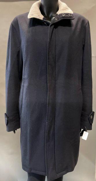 TINCATI pour HOMME  Manteau en laine et cachemire...