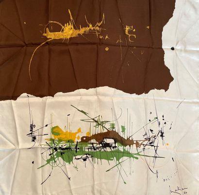 Trois foulards d'artistes :  -D'après Georges...